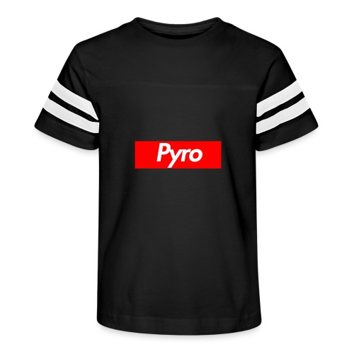 pyrologoformerch - Kid's Vintage Sport T-Shirt