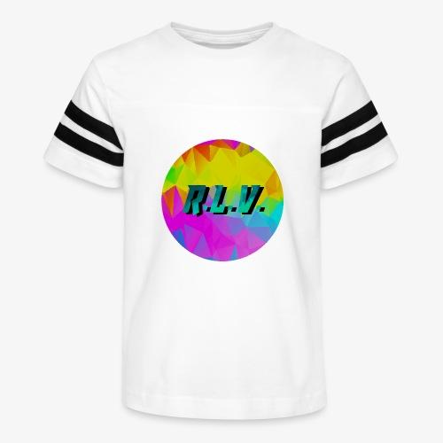River LaCivita Vlogs - Kid's Vintage Sport T-Shirt