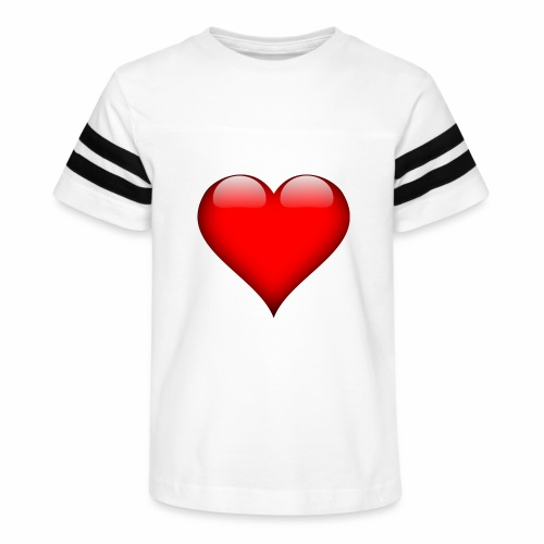 pic - Kid's Vintage Sport T-Shirt