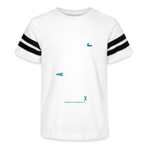 Jacksonville Streets - Kid's Vintage Sport T-Shirt