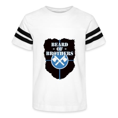 Beard Of Brothers - Kid's Vintage Sport T-Shirt
