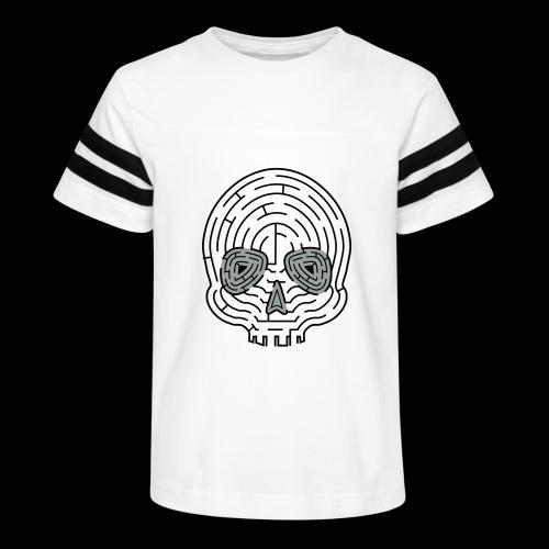 Amazing Skull - Kid's Vintage Sport T-Shirt
