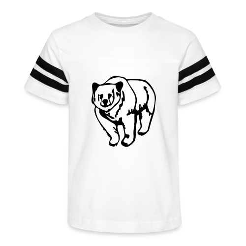 bear - Kid's Vintage Sport T-Shirt