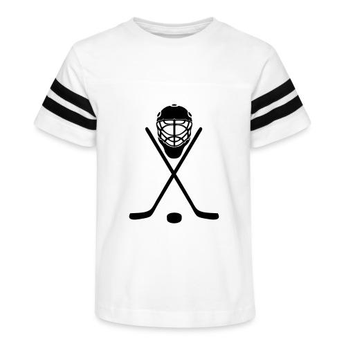 hockey - Kid's Vintage Sport T-Shirt