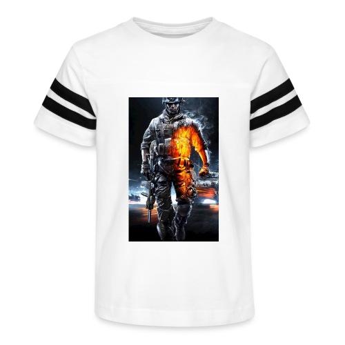 Cod fan - Kid's Vintage Sport T-Shirt