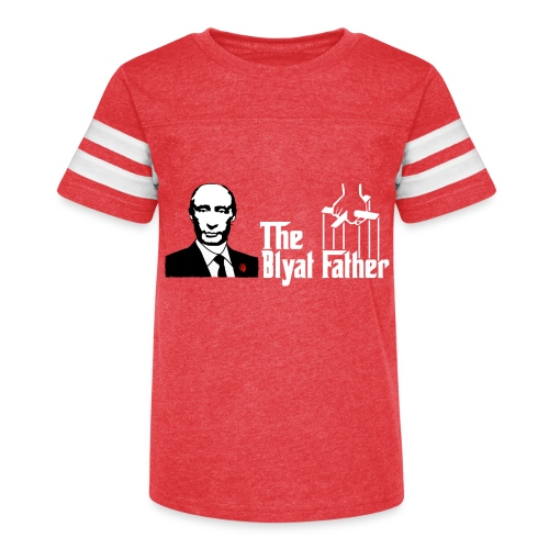 The Blyat Father - Kid's Vintage Sport T-Shirt
