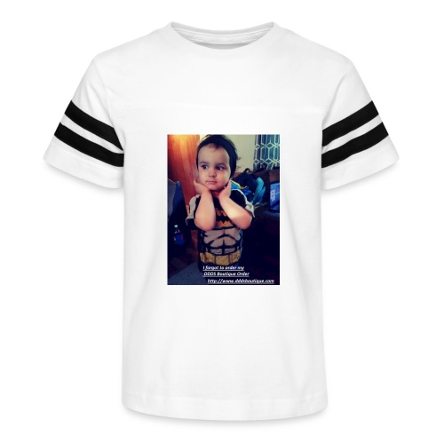 DDDs Boutique Merch - Kid's Vintage Sport T-Shirt