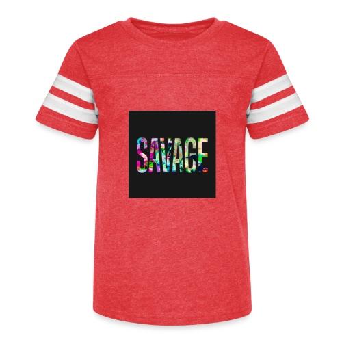 Savage Wear - Kid's Vintage Sport T-Shirt