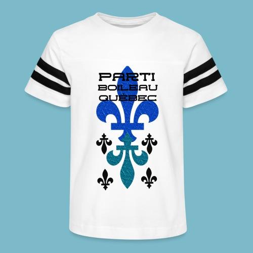 party boileau 9 - Kid's Vintage Sport T-Shirt