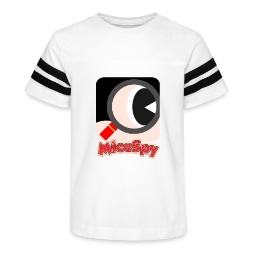 MiceSpy with your eye! - Kid's Vintage Sport T-Shirt