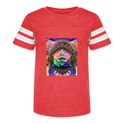 ruth bear - Kid's Vintage Sport T-Shirt