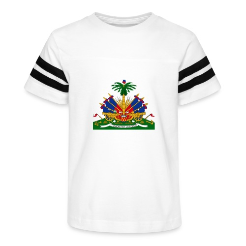 Armes de la république - Kid's Vintage Sport T-Shirt
