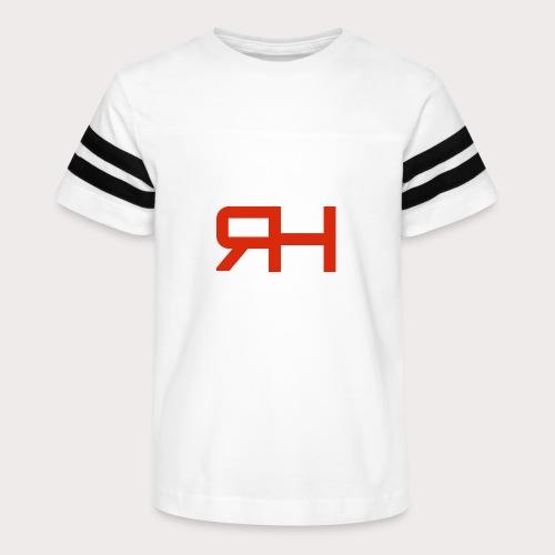 RED HEAD - Kid's Vintage Sport T-Shirt