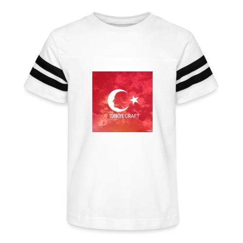TurkiyeCraft - Kid's Vintage Sport T-Shirt