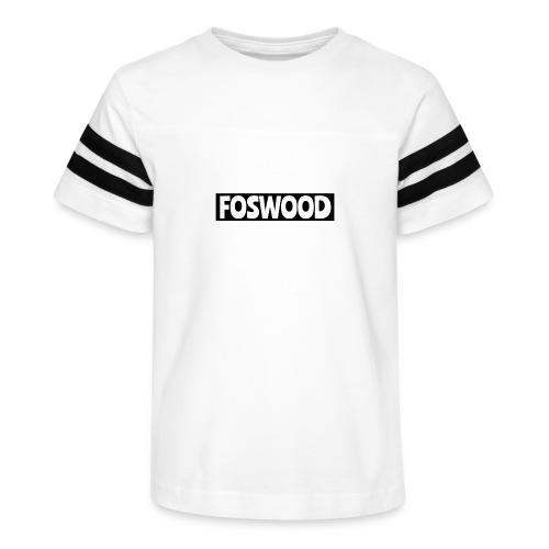 FOSWOOD - Kid's Vintage Sport T-Shirt