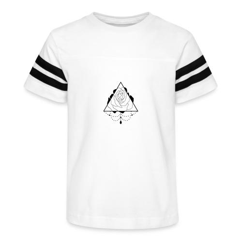black rose - Kid's Vintage Sport T-Shirt