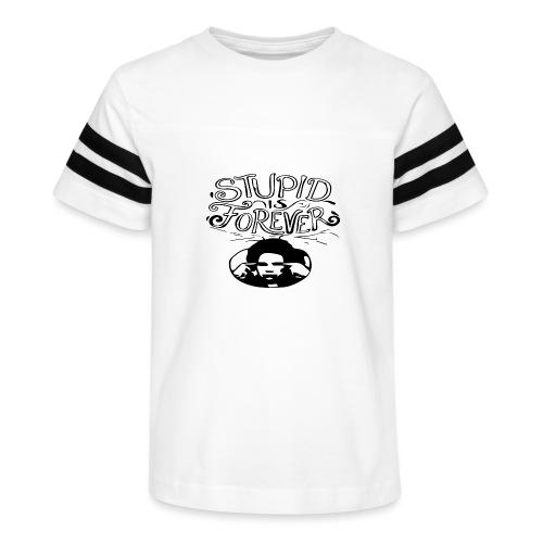 GSGSHIRT35 - Kid's Vintage Sport T-Shirt