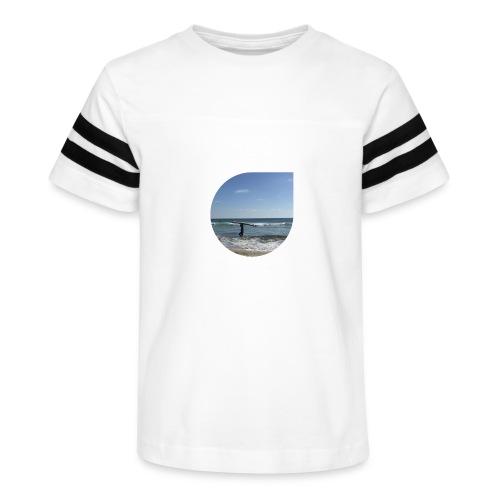 Floating sand - Kid's Vintage Sport T-Shirt