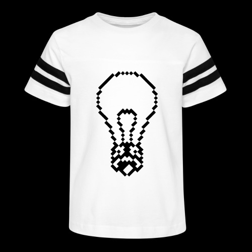 lightbulb - Kid's Vintage Sport T-Shirt