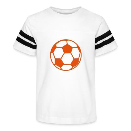 custom soccer ball team - Kid's Vintage Sport T-Shirt