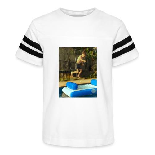 jump clothing - Kid's Vintage Sport T-Shirt