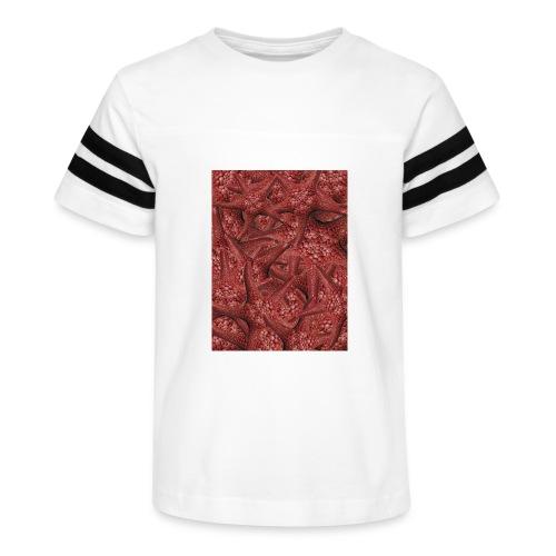 Red starfish - Kid's Vintage Sport T-Shirt