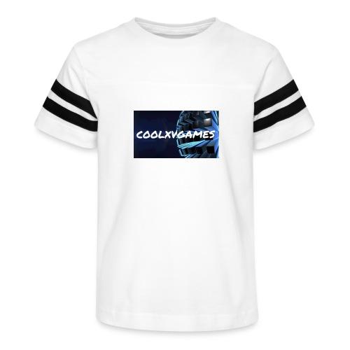 coolxvgames21 - Kid's Vintage Sport T-Shirt