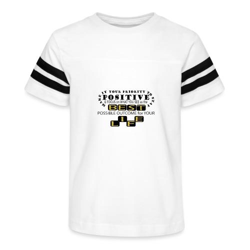PJeans3 - Kid's Vintage Sport T-Shirt