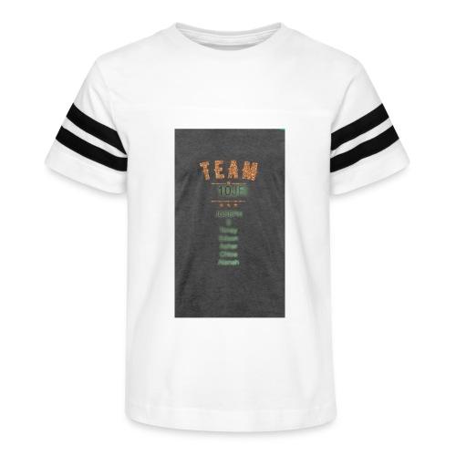 Team 10JR official - Kid's Vintage Sport T-Shirt