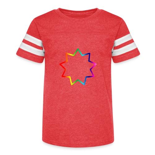 Baha´i rainbow - Kid's Vintage Sport T-Shirt
