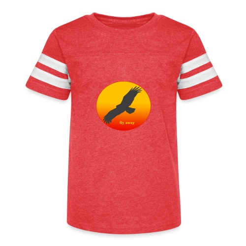 fly away - Kid's Vintage Sport T-Shirt