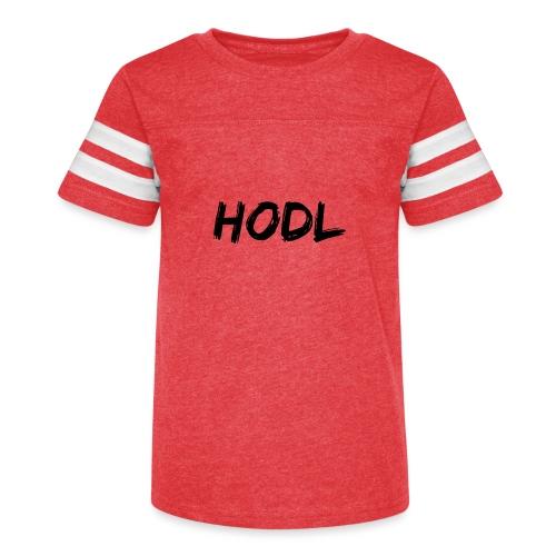 HODL - Kid's Vintage Sport T-Shirt
