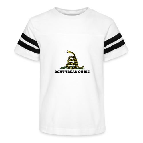 GADSDEN DONT TREAD ON ME - Kid's Vintage Sport T-Shirt