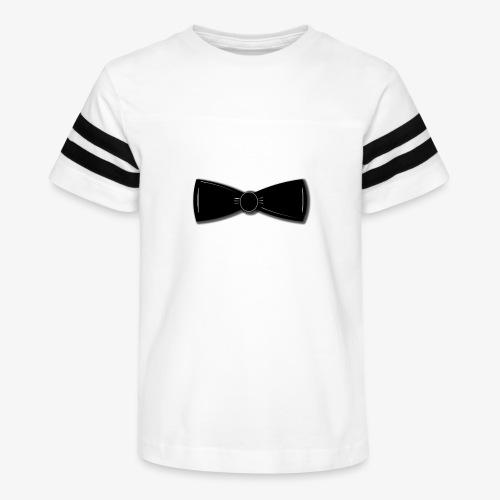 Tuxedo Bowtie - Kid's Vintage Sport T-Shirt