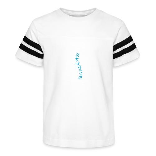 Skydive/BookSkydive - Kid's Vintage Sport T-Shirt