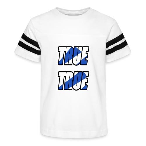 EVANSAYING - Kid's Vintage Sport T-Shirt