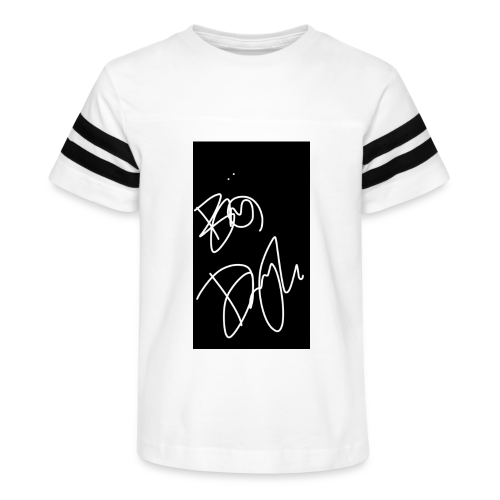 bridie Doyle - Kid's Vintage Sport T-Shirt