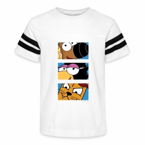 Rantdog Trio - Kid's Vintage Sport T-Shirt