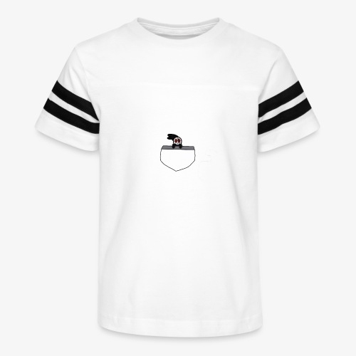 Scar Pocket Buddy - Kid's Vintage Sport T-Shirt