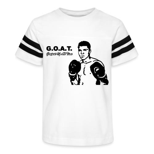 grapest ali - Kid's Vintage Sports T-Shirt