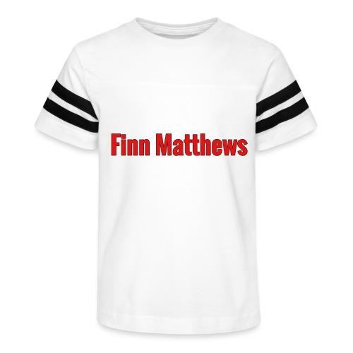 FM Logo - Kid's Vintage Sport T-Shirt
