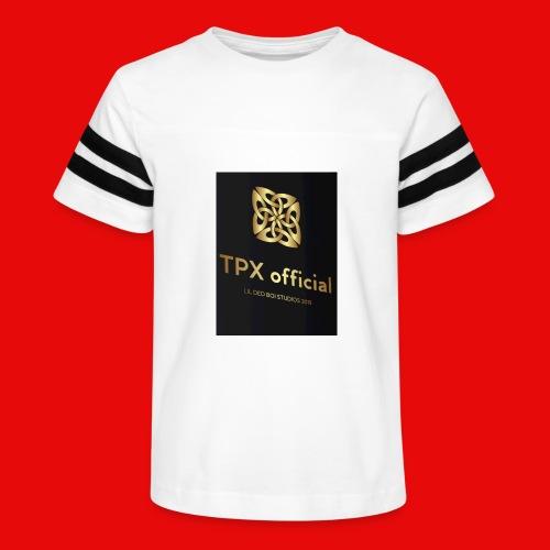 E242E723 143C 4F21 ACC0 2F6DCD22AB99 - Kid's Vintage Sports T-Shirt