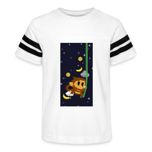 case2 png - Kid's Vintage Sport T-Shirt
