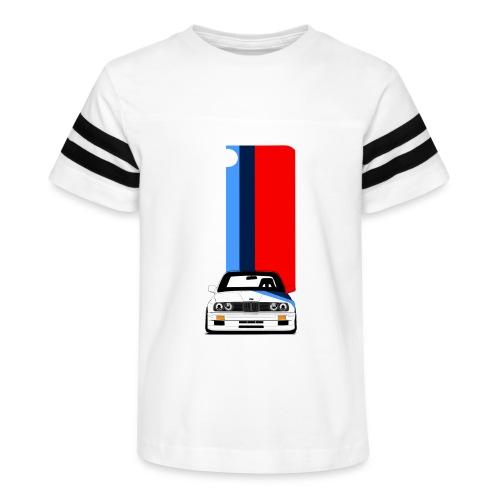iPhone M3 case - Kid's Vintage Sport T-Shirt