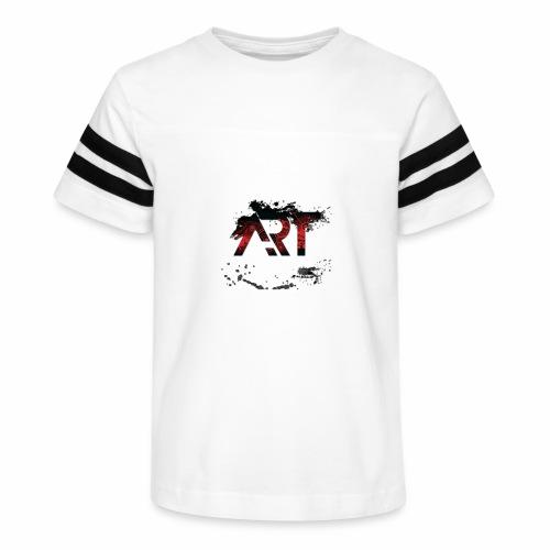 ART - Kid's Vintage Sport T-Shirt