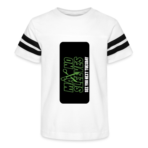syntiphone5 - Kid's Vintage Sport T-Shirt