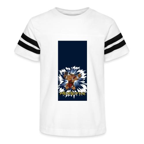 minotaur5 - Kid's Vintage Sport T-Shirt