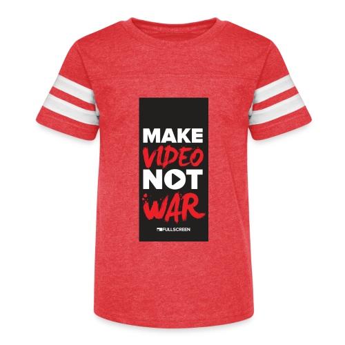 wariphone5 - Kid's Vintage Sport T-Shirt