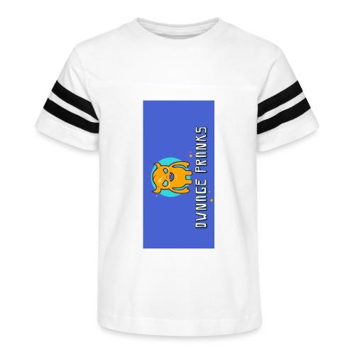 logo iphone5 - Kid's Vintage Sport T-Shirt