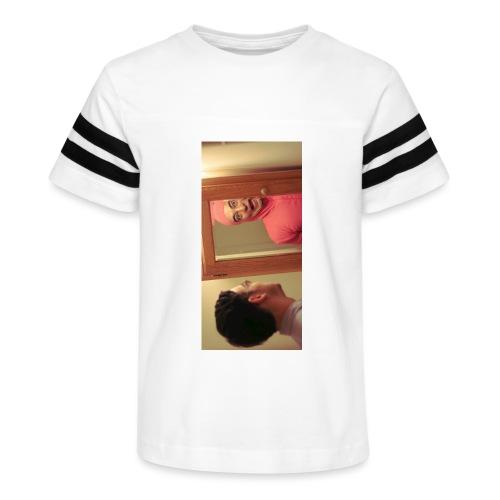pinkiphone5 - Kid's Vintage Sport T-Shirt